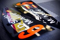 Car detail of Dani Sordo, Marc Marti, Hyundai i20 WRC, Hyundai Motorsport