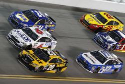 Matt Kenseth, Joe Gibbs Racing Toyota Trevor Bayne, Roush Fenway Racing Ford