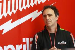 Роман Альбезиано, Milwaukee Aprilia World Superbike Team