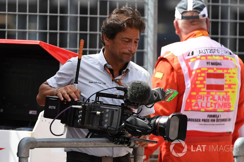 Jean-Michel Tibi, FOM Cameraman