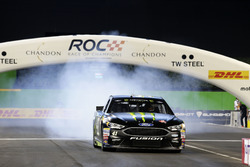 Демонстрационный заезд: Курт Буш, Stewart-Haas Racing, Ford
