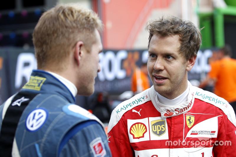 Scott Speed, Sebastian Vettel