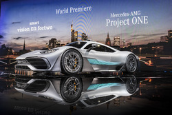 Showcar Mercedes-AMG Project ONE