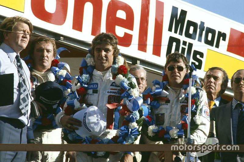 1978 - USAC: Tom Sneva (Penske-Cosworth PC6; 2. v.l.)