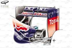 DUPLICATE: Red Bull RB10 lower monkey seat