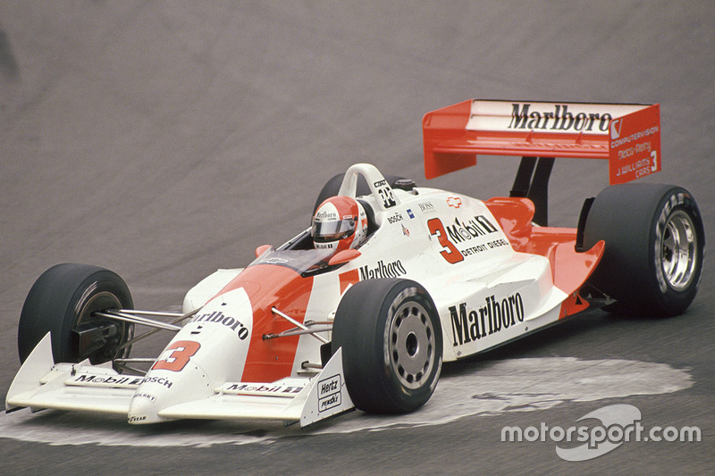 Rick Mears, Team Penske PC20 Chevrolet