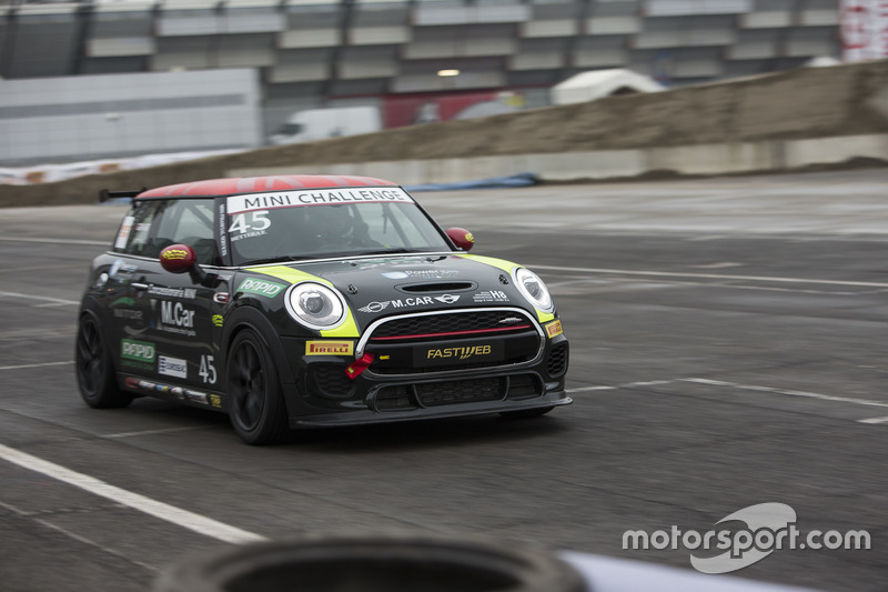 Enrico Bettera, Mini John Cooper Works