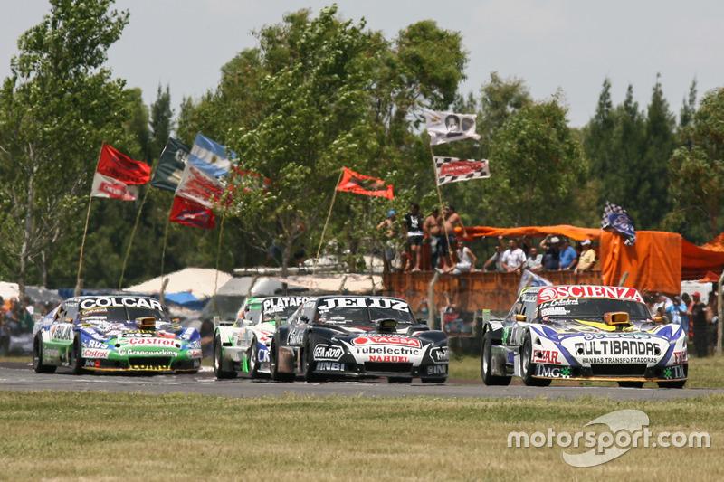 Norberto Fontana, Laboritto Jrs Torino, Pedro Gentile, JP Racing Chevrolet, Gaston Mazzacane, Coiro Dole Racing Chevrolet