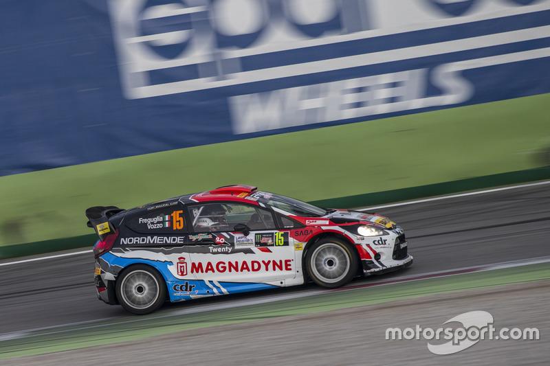 Giuseppe Freguglia, Marco Vozzo, Ford Fiesta