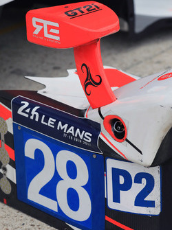 Detail: #28 TDS Racing Oreca 07 Gibson