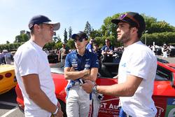 Гонщики Signatech Alpine Густаво Менесес и Андре Негран, Пипо Дерани, Ford Chip Ganassi Racing