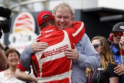1. Sébastien Bourdais, Dale Coyne Racing. Honda, mit Dale Coyne