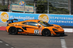 #62 Klenin Performance Racing McLaren 570S GT4: Mark Klenin