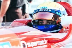 Santiago Urrutia, Belardi Auto Racing