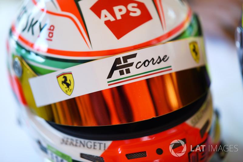 Helm von Marco Cioci