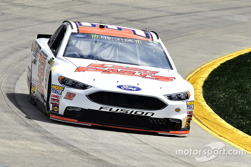 Matt DiBenedetto, Go Fas Racing, Ford