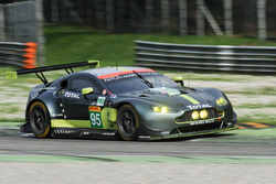 #95 Aston Martin Racing Aston Martin Vantage: Ники Тим, Марко Сёренсен, Ричи Стэнэвей