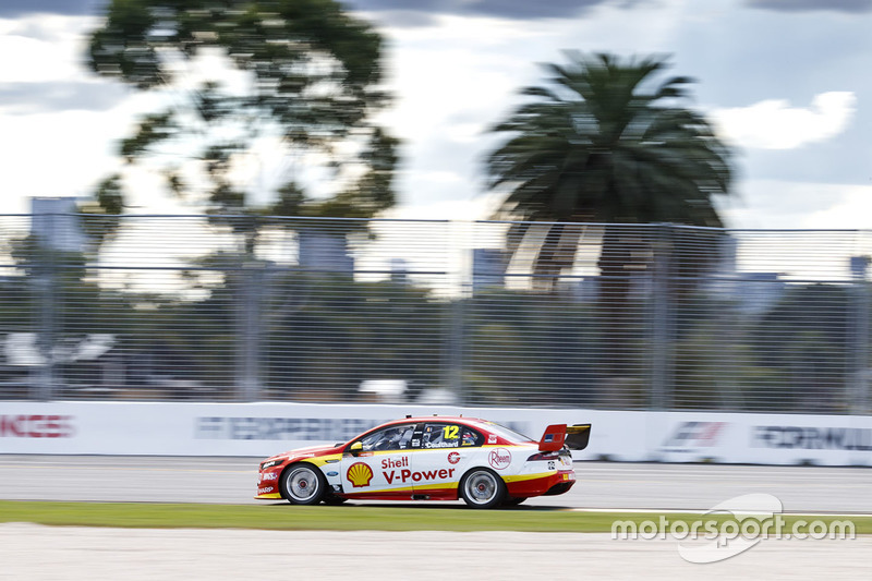 Fabian Coulthard, Team Penske, Ford