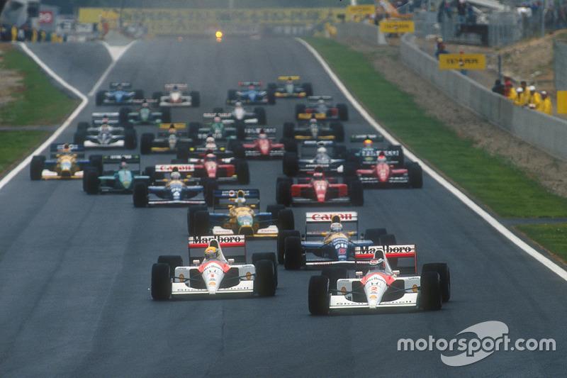 El Circuit de Barcelona-Catalunya recibe el GP de España desde 1991