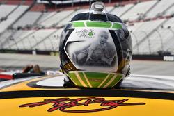 Kyle Busch, Joe Gibbs Racing Toyota helmet