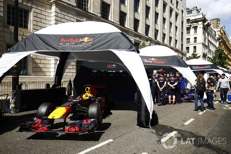 Tenda Red Bull Racing
