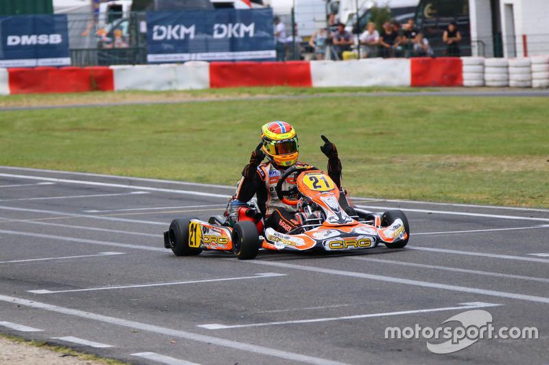 Deutsche Kart-Meisterschaft (DKM): CRG Holland, CRG