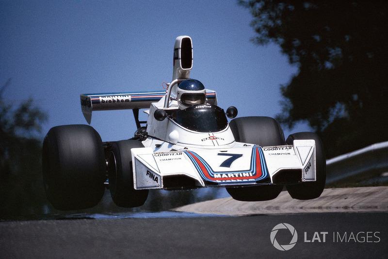 1974年ドイツGP:カルロス・ロイテマン(ブラバムBT44)