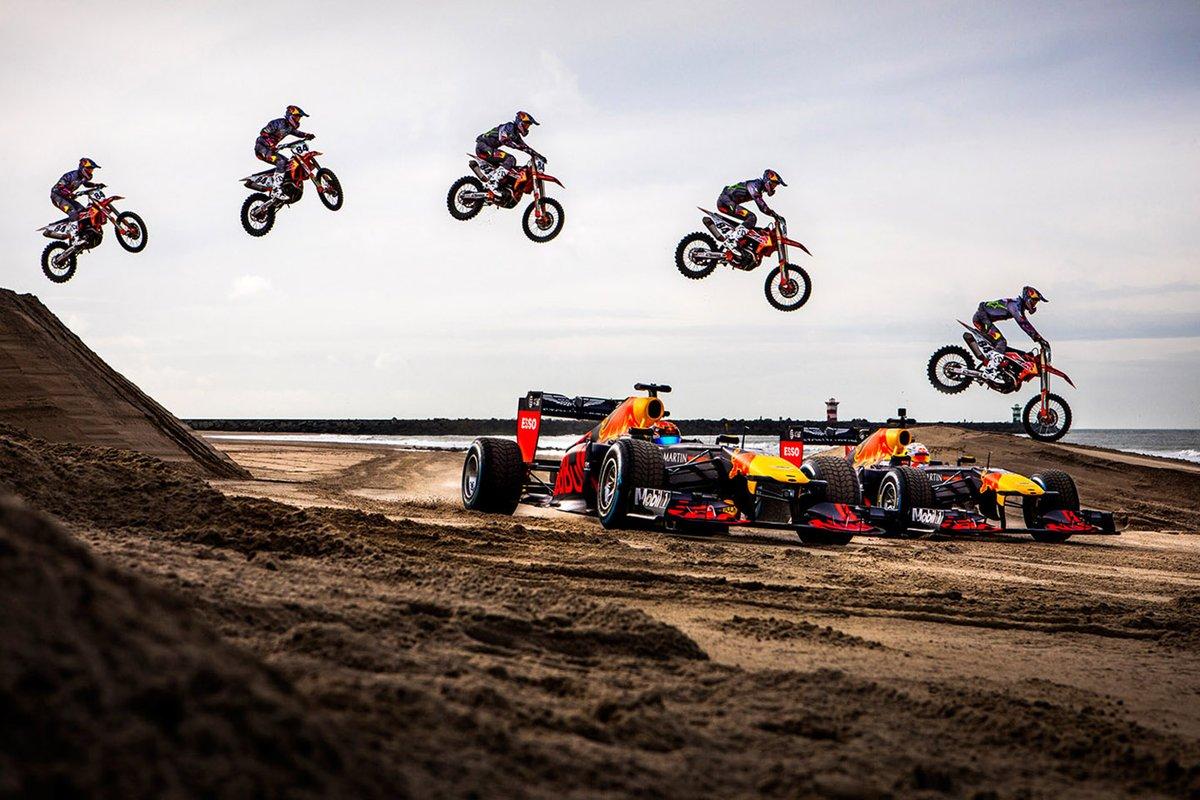 Red Bull Racing Dutch road trip