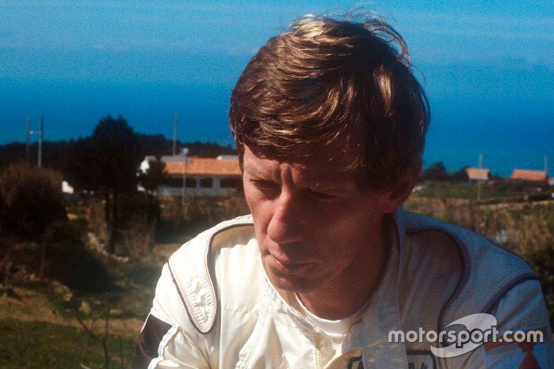 Walter Röhrl, campeón del mundo del WRC en 1980 y 1982