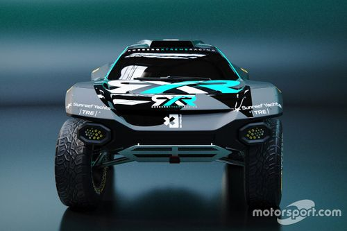 Presentación Rosberg Xtreme Racing