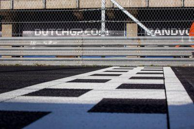 Apertura del circuito Zandvoort