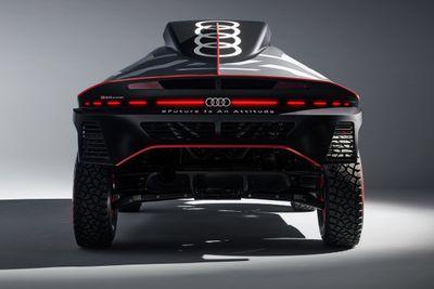 Presentación Audi RS Q e-tron