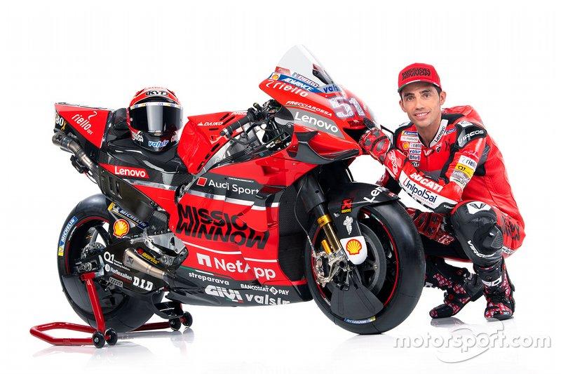 Teampresentatie Ducati