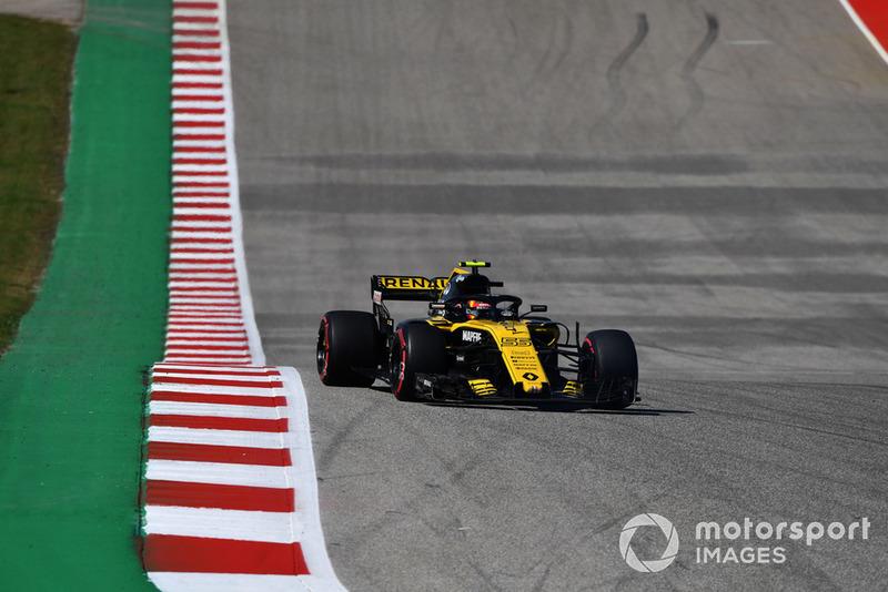7e : Carlos Sainz (Renault)