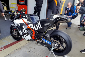 La nouvelle moto de Red Bull KTM Tech3