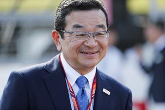 Takahiro Hachigo, Director Ejecutivo, Honda Motor Co