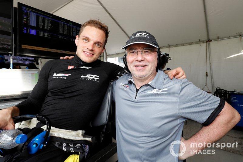 #84 JDC-Miller Motorsports Cadillac DPi, DPi: Simon Trummer, Matthias Czabok
