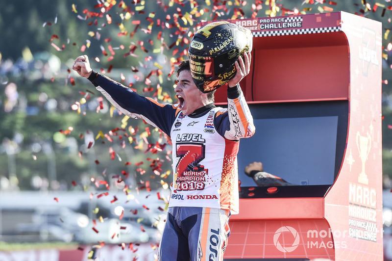 Il Campione Marc Marquez, Repsol Honda Team