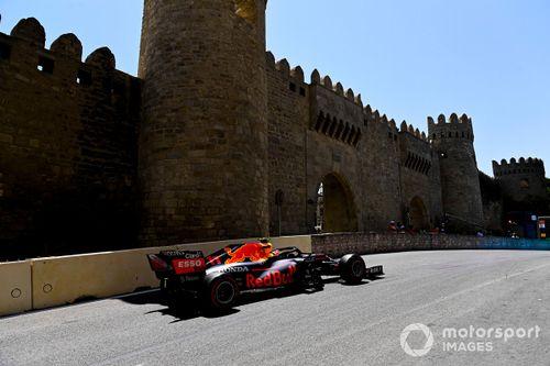 Liveblog - De derde vrije training voor de Grand Prix van Azerbeidzjan
