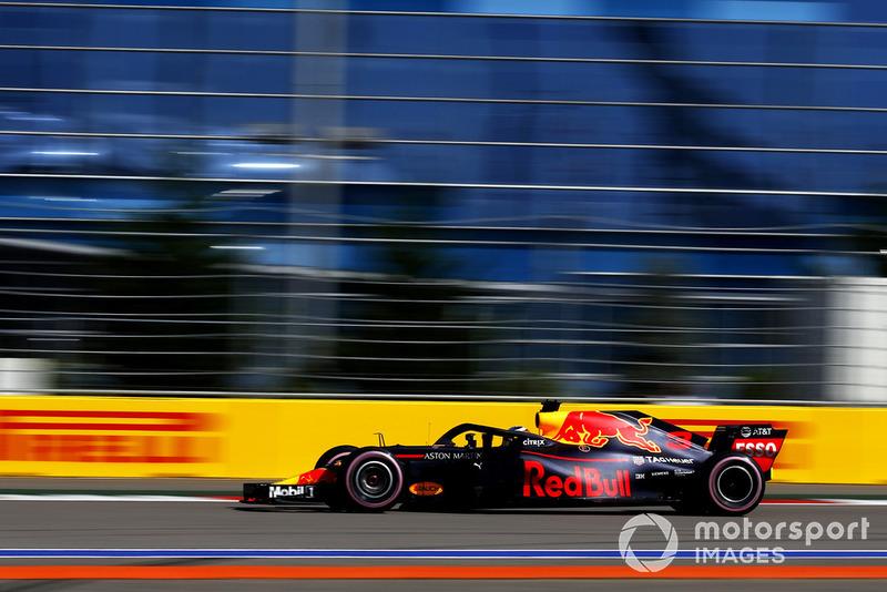 6. Даніель Ріккардо, Red Bull — 134