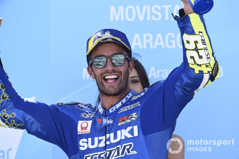 Nouveau trophée pour Suzuki