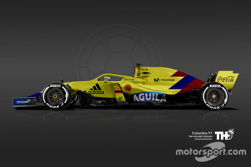F1 Team Colombia