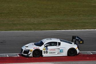 Audi R8 LMS-GT3 Light #98 Nova Race: Magnoni-Cresson