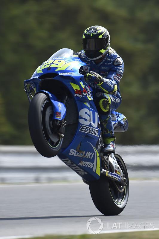 MotoGP Ceko: Andrea Iannone, Team Suzuki MotoGP