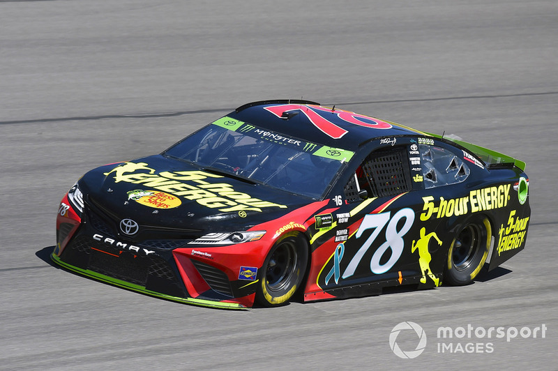 Martin Truex Jr., Furniture Row Racing, Toyota Camry 5-hour ENERGY