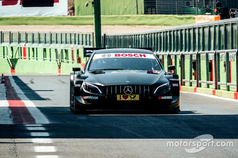 Себастьен Ожье, Mercedes-AMG C 63 DTM