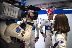GTE PRO polesitters #66 Ford Chip Ganassi Racing Team UK Ford GT: Olivier Pla, Stefan Mücke