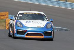 #46 Team TGM Porsche Cayman GT4: Ted Giovanis, David Murry