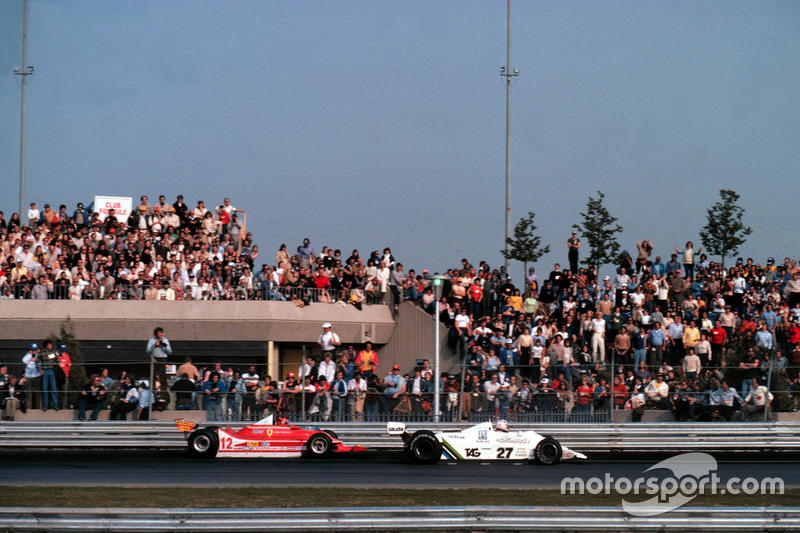 Gilles Villeneuve vs. Alan Jones, Teil 2