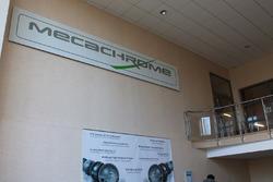Das Mecachrome-Werk in Aubigny-sur-Nère